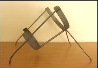 Example of Head frame